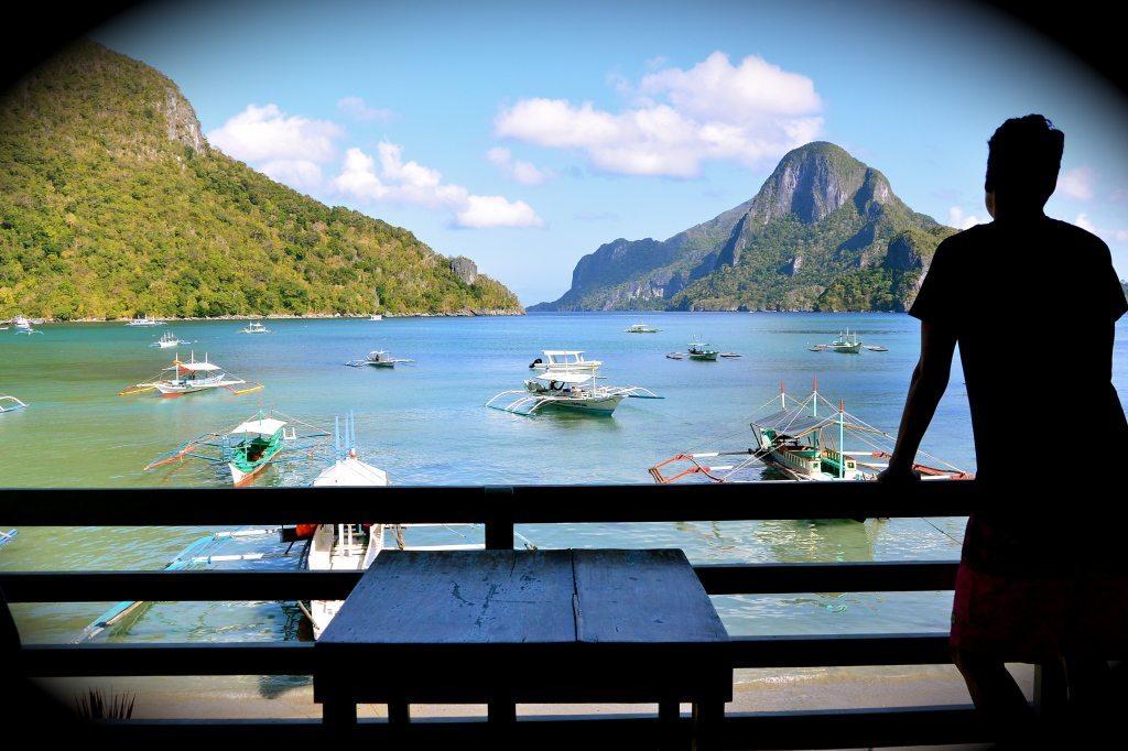 El Nido Beach Hotel in the Philippines