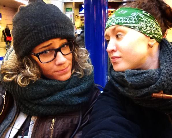 Meet A Lesbian Traveler; Button and Bly Interview second choice