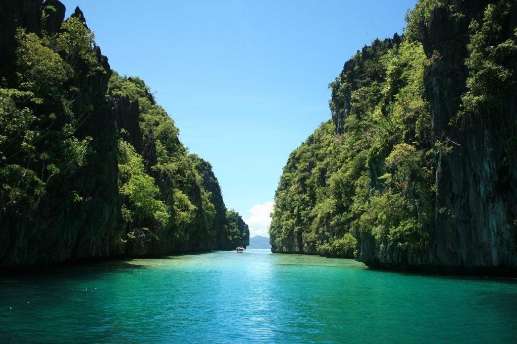 Big Lagoon El Nido Phillippines Lesbian Gay Bisexual Transgender Queer Guide to Travel Palawan Island Dopesontheroad.com