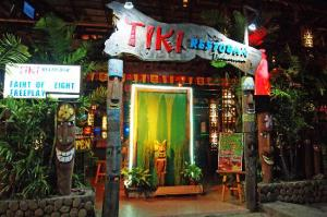 Tiki Bar Palawan Island Philippines Lesbian Gay Bisexual Transgender Queer LGBT Travel Guide DopesOnTheRoad.com