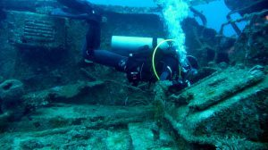 Wreck Diving Colon Philippines Palawan Island Lesbian Gay Bisexual Transgender Queer Travel Guide Dopesontheroad.com