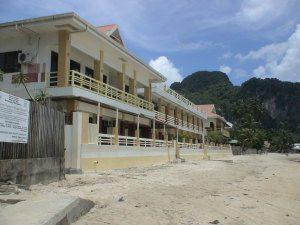 El Nido Beach Hotel Palawan Island Philippines Lesbian Gay Bisexual Transgender Queer LGBT Travel Guide DopesOnTheRoad.com