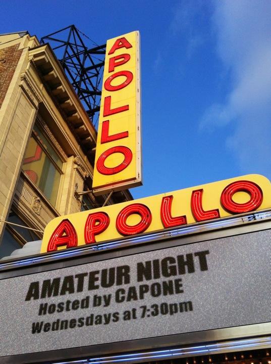 Apollo Theater Amateur Night- LGBT Guide to NYC- Lesbian Travel Guide-DopesOnTheRoad.com