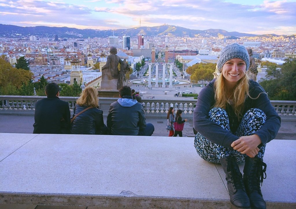 Chantel Mattiola] [Barcelona, Spain Meet a Traveler- Lesbian Travel Guide- DopesOnTheRoad.com