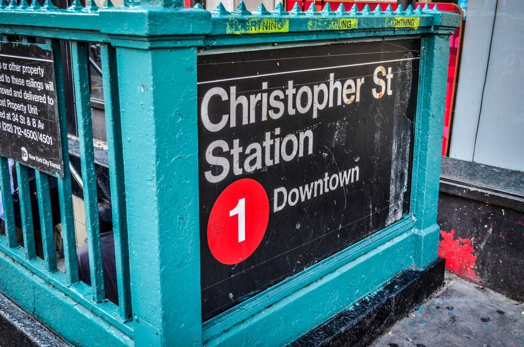 Christopher Street- LGBT Guide to NYC-Lesbian Travel Guide-DopesOnTheRoad.com