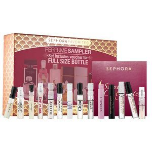 Sephora Sampler Set 10 Valentine's Day Gifts Under $50 for the Traveler You Love- Lesbian Travel Guide- DopesOnTheRoad.com