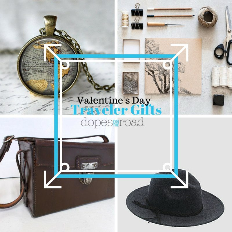 10 Valentine's Day Gifts Under $60 for the Traveler You Love!