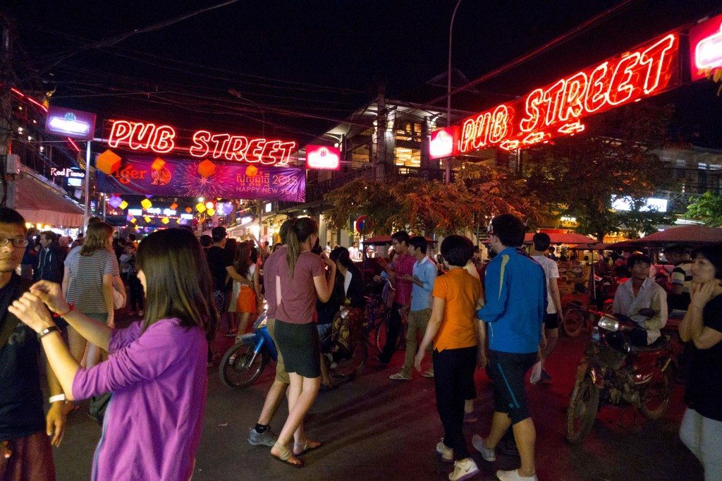 Night Market Siem Reap Cambodia 6 Must See Attractions - Lesbian Travel Guide- DopesOnTheRoad.com