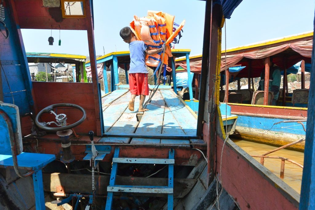 Floating Village- Siem Reap-Cambodia- Siem Reap, Cambodia: 6 Must See Attractions