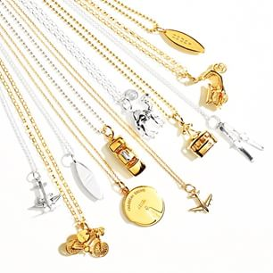 Jet Set Candy Necklaces 10 Pieces of Travel Jewelry To Inspire Wanderlust at Home- Lesbian Travel Guide- DopesOnTheRoad.com