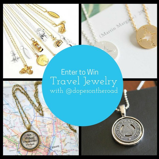 10 Pieces of Travel Jewelry To Inspire Wanderlust at Home
