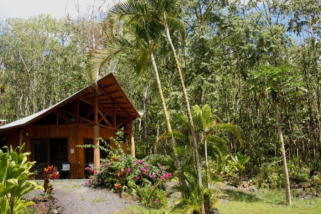 Lodging - Mauka Outside