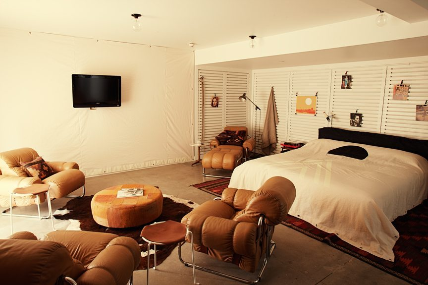 Suite- Ace Hotel- Palm Springs-Lesbian Travel- DopesOnTheRoad.com