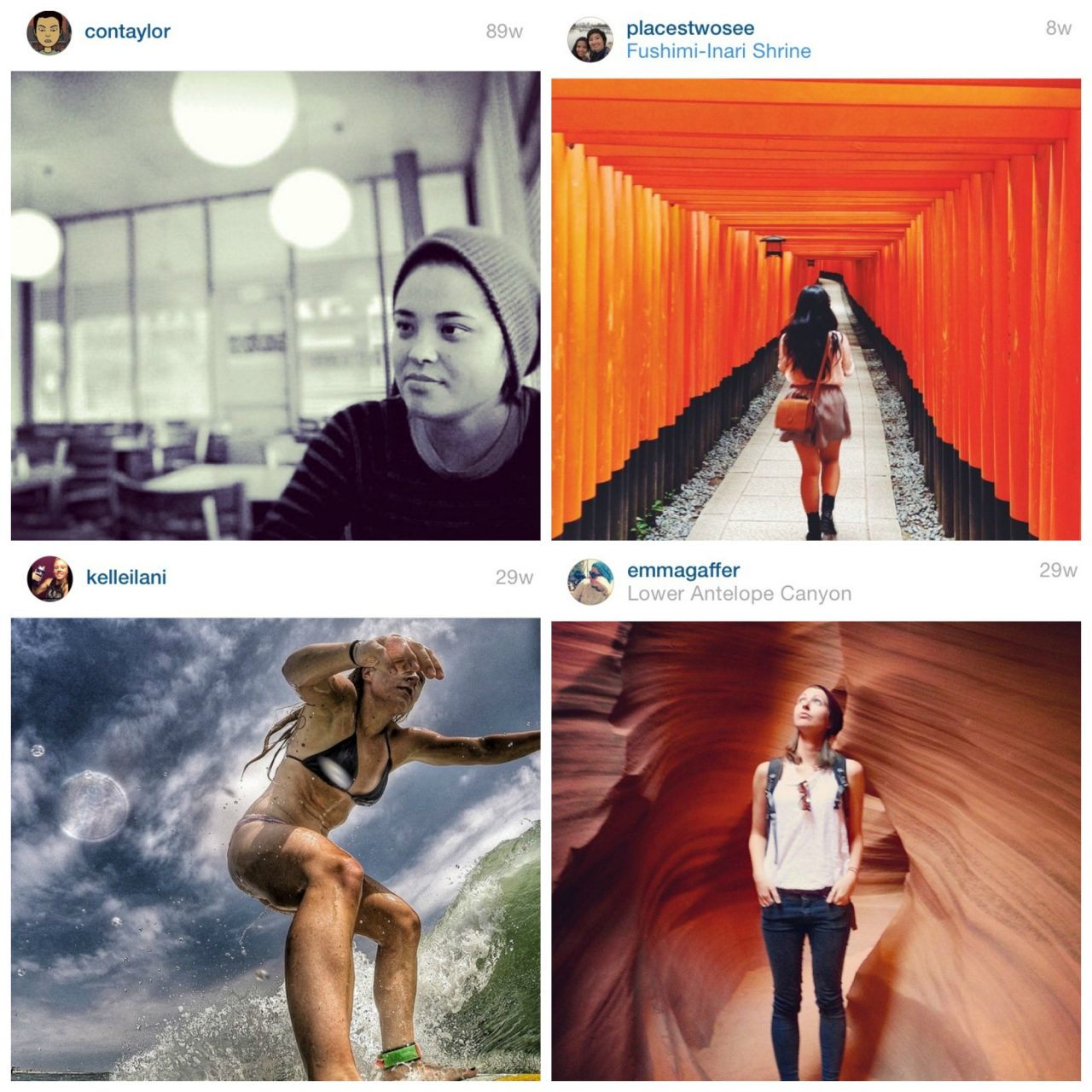 15 Best Lesbian Travelers on Instagram