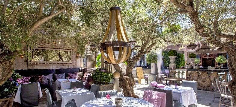 Pump Restaurant- West Hollywood