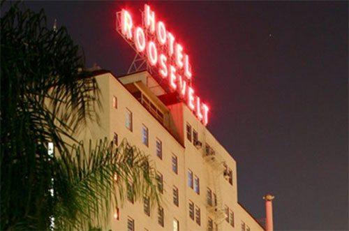 tropicana-bar Hollywood Roosevelt