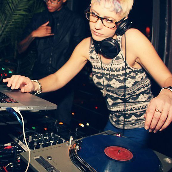 NYC DJ Whitney Day