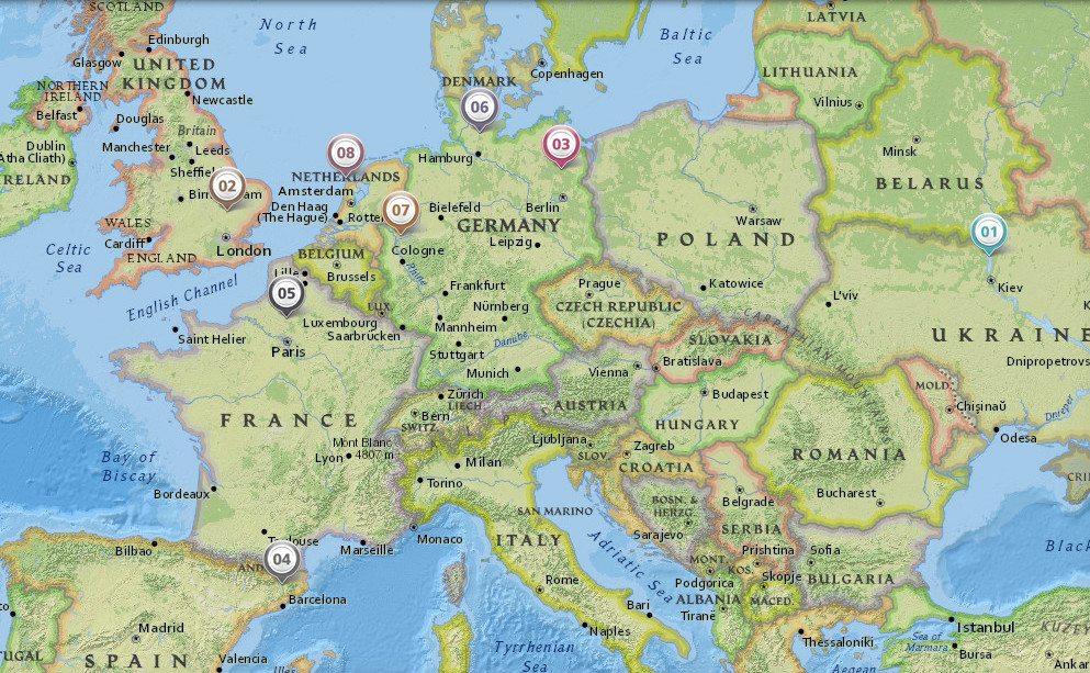 #MyGayPride European Tour Announcement