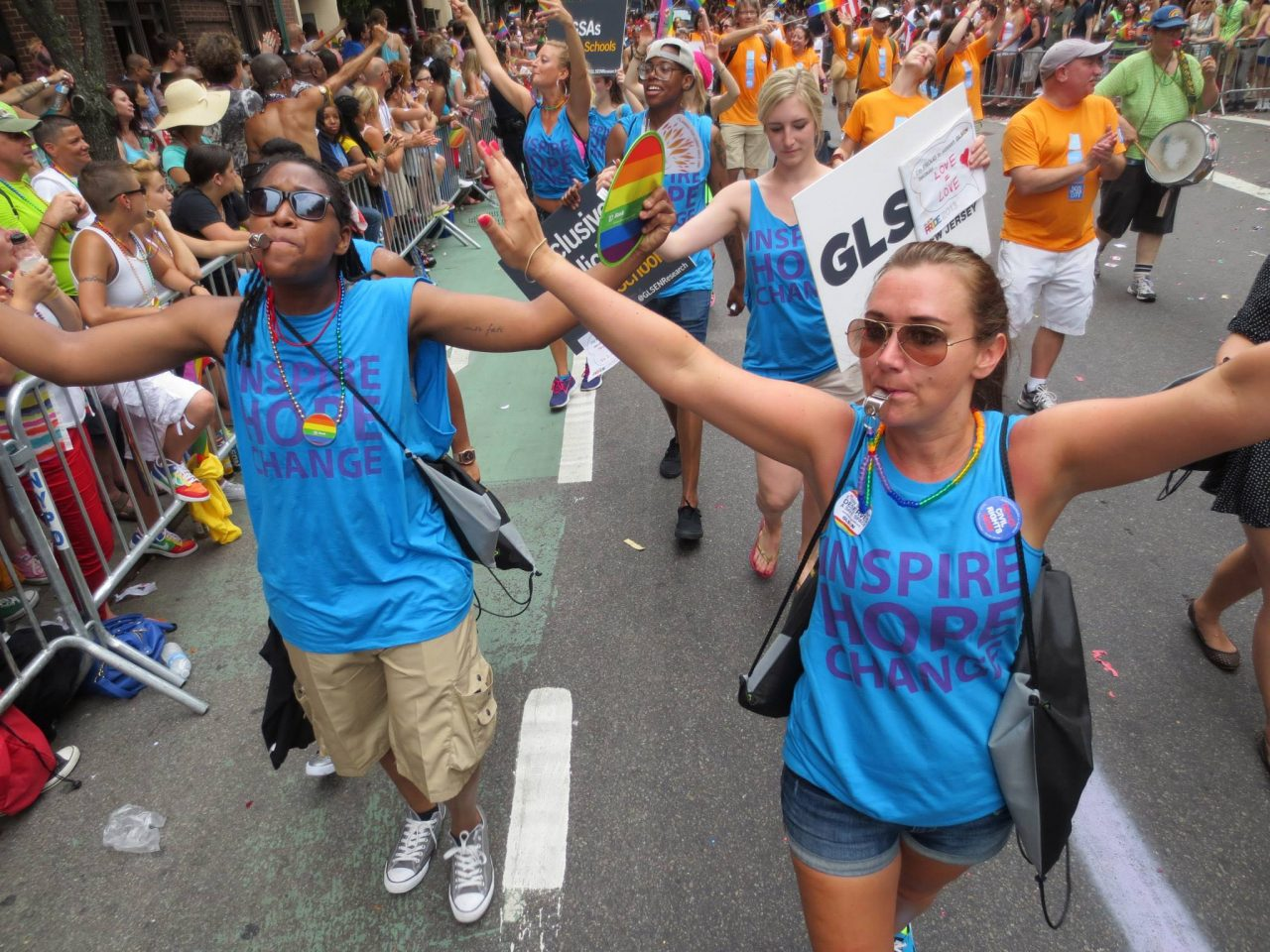 An Open Letter to Straight People During Pride