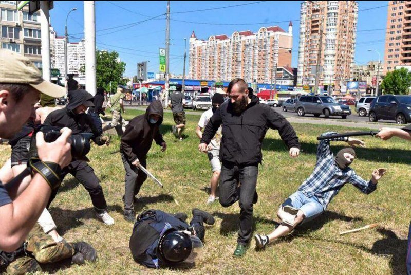 Kiev Pride, Daily Beast