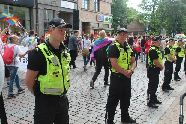 Euro Pride Riga, Adam Groffman