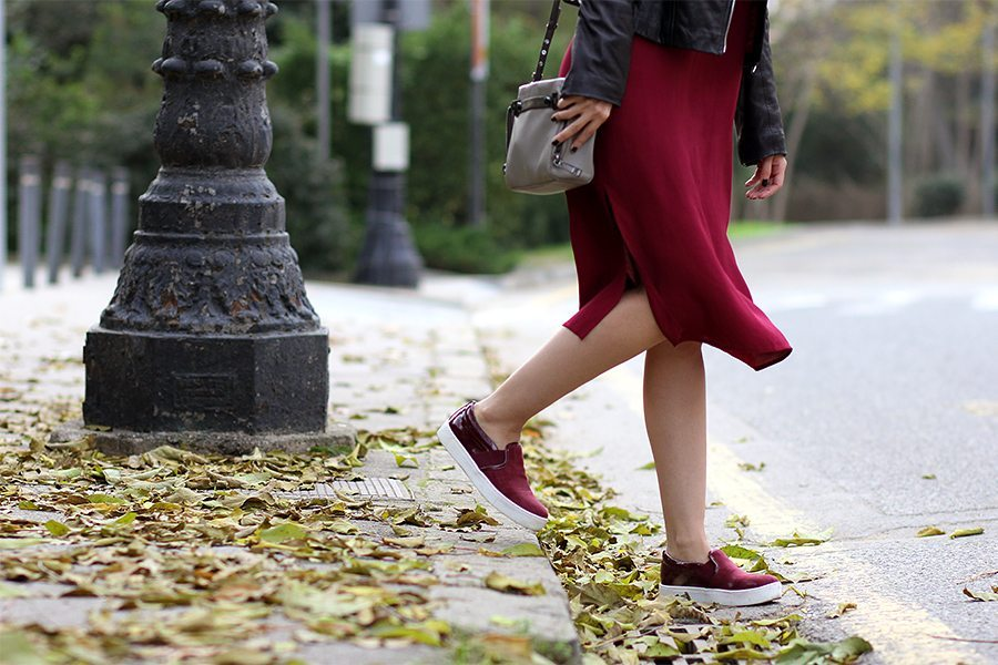 Functional Fashion-Forward Footwear for the Traveling Femme