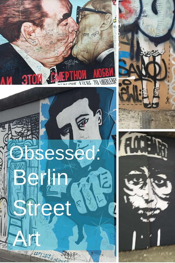 Obsessed: Berlin Street Art