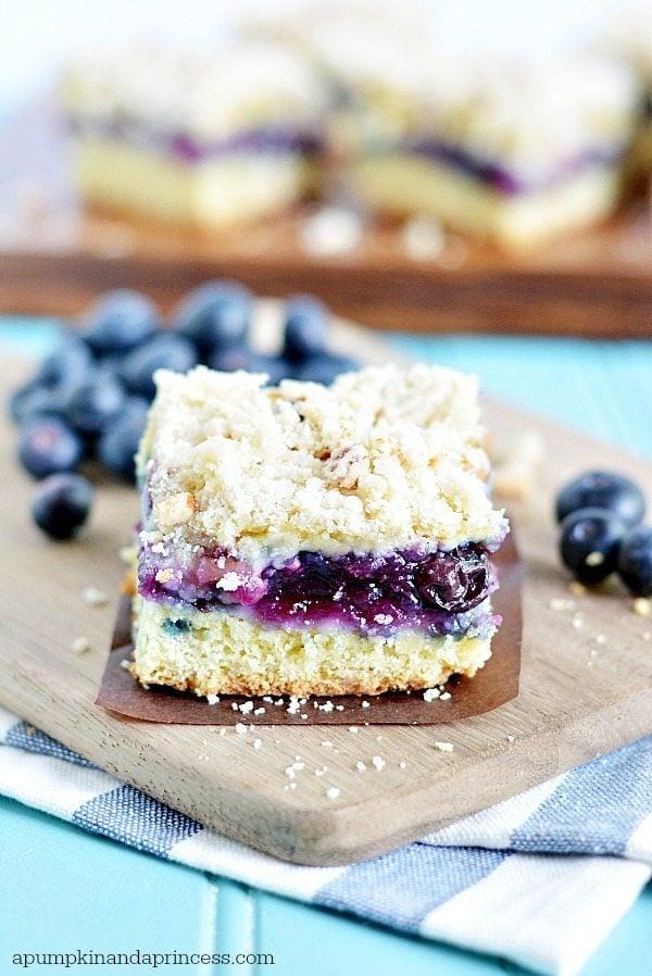 Brunch-recipes-Blueberry-Streusel-Coffee-Cake