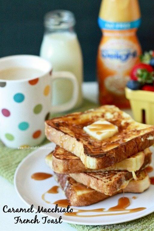 Brunch-Recipes-Caramel-Macchiato-Frech-Toast