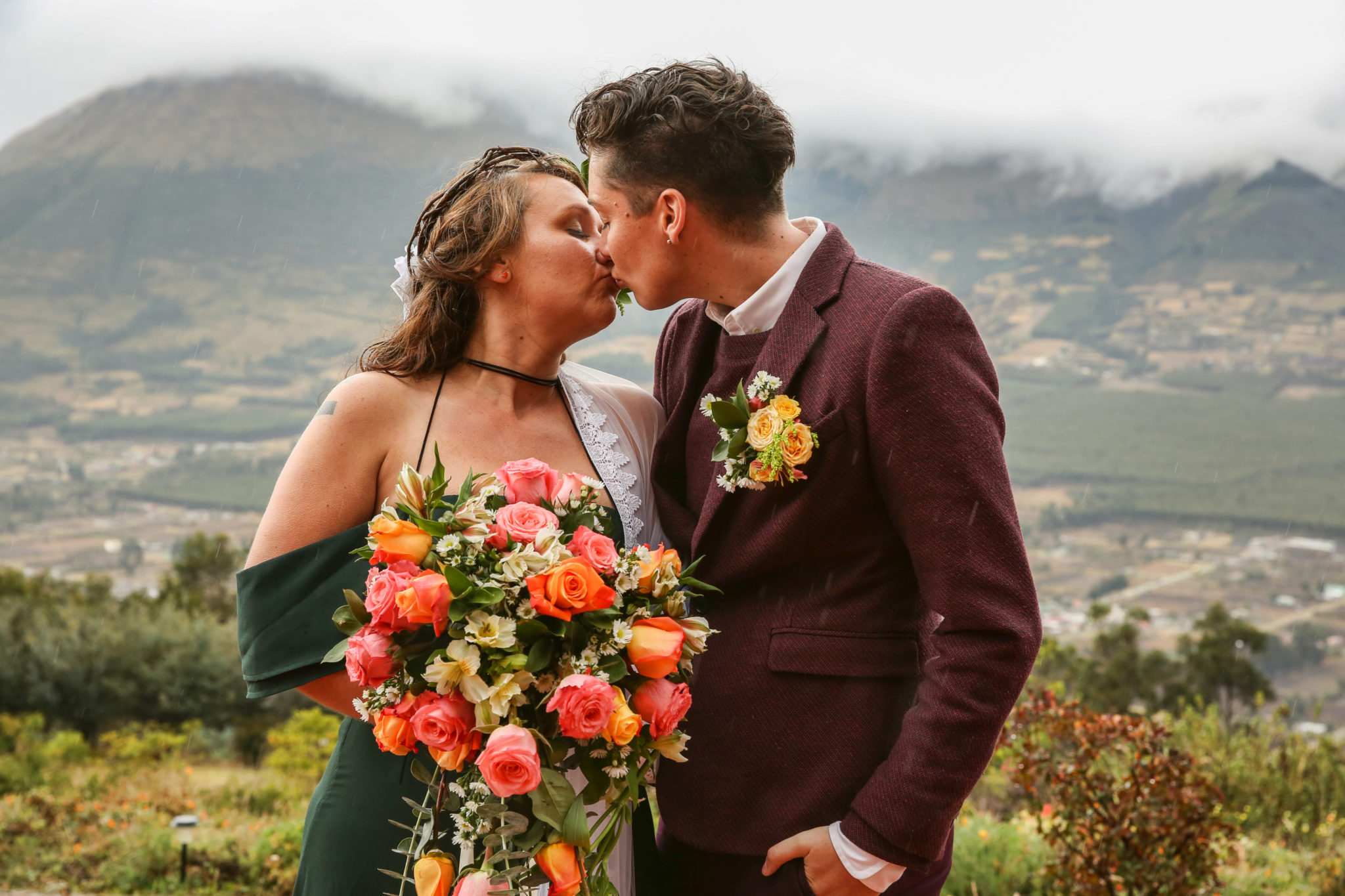 We Eloped: Yup, Lindsay and I Got Married in Ecuador!