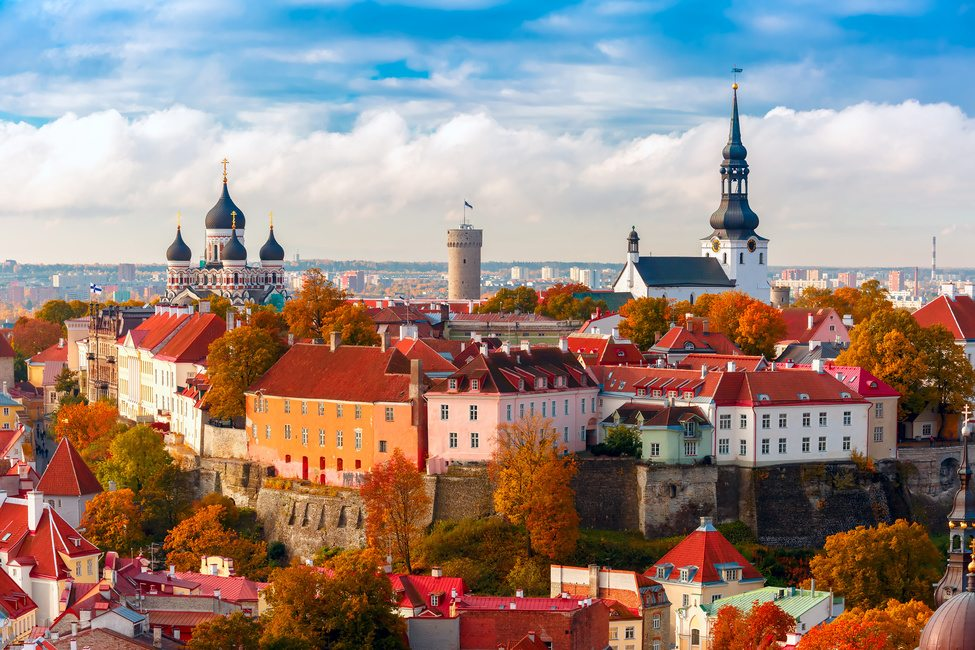 Estonia is the Most Connected Country in More Than One Way