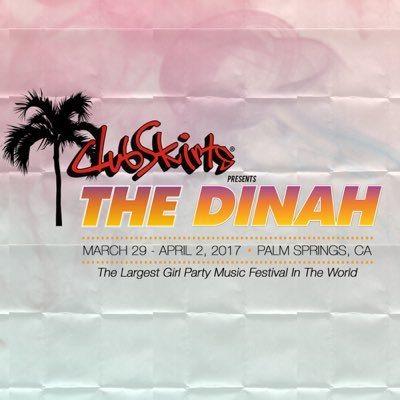 Dinah Shore 2017