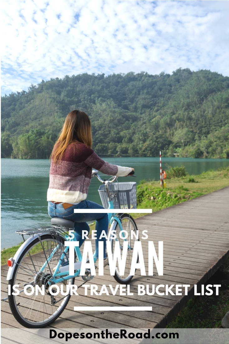 Taiwan has officially been added to our travel bucket list! Check out our favorite things to do on our cycling trip through Taiwan.