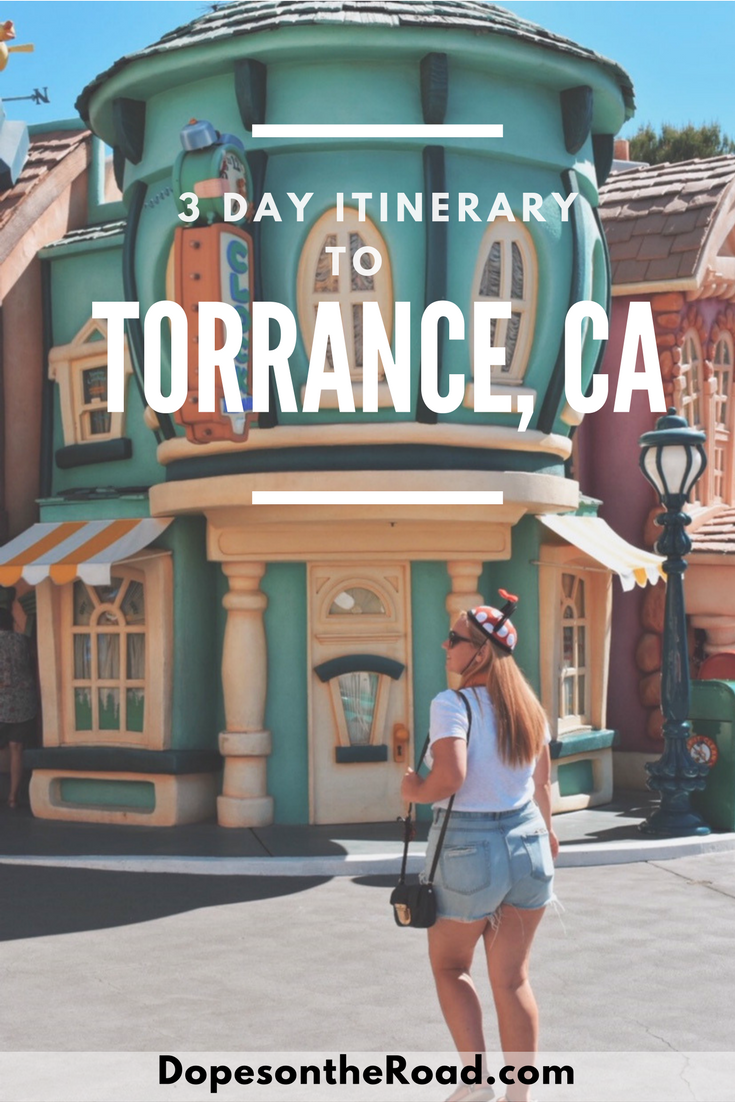 Torrance California is the perfect place for your Southern California adventure. You'll find a perfect adventure and relaxation balance.