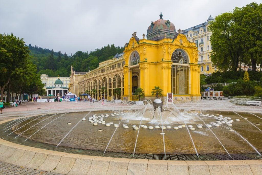 Czech Republic Spa