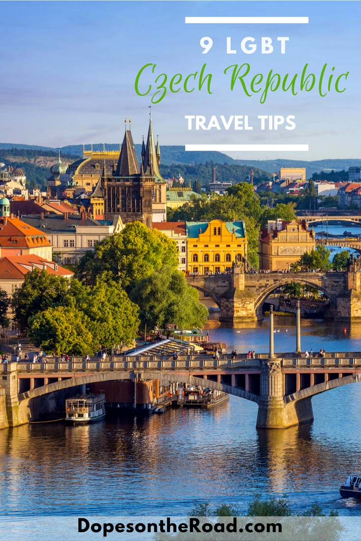 Visiting the Czech Republic is a great option for LGBT Travelers. The Czech Republic LGBT options are great for a couple or going solo.
