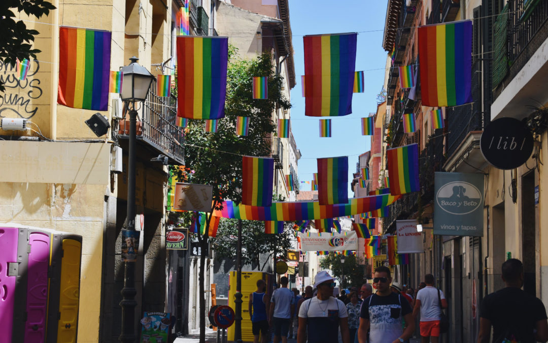 10 Reasons Madrid is the #1 Lesbian Travel Destination