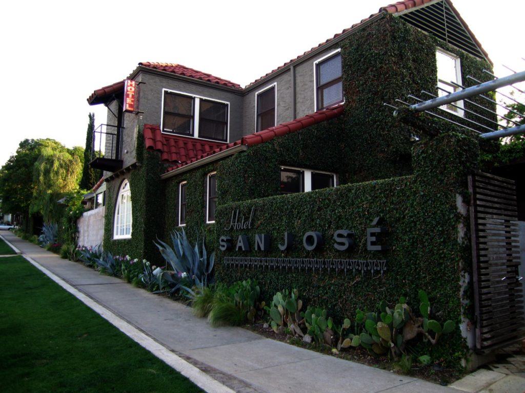 Lesbian Owned San Jose Hotel Austin Texas