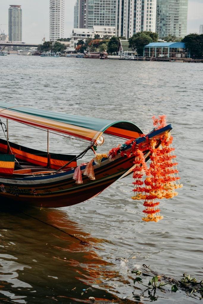 Thailand-bangkok-boat