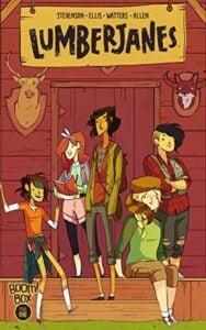 lesbian-comics-LumberJanes-comic