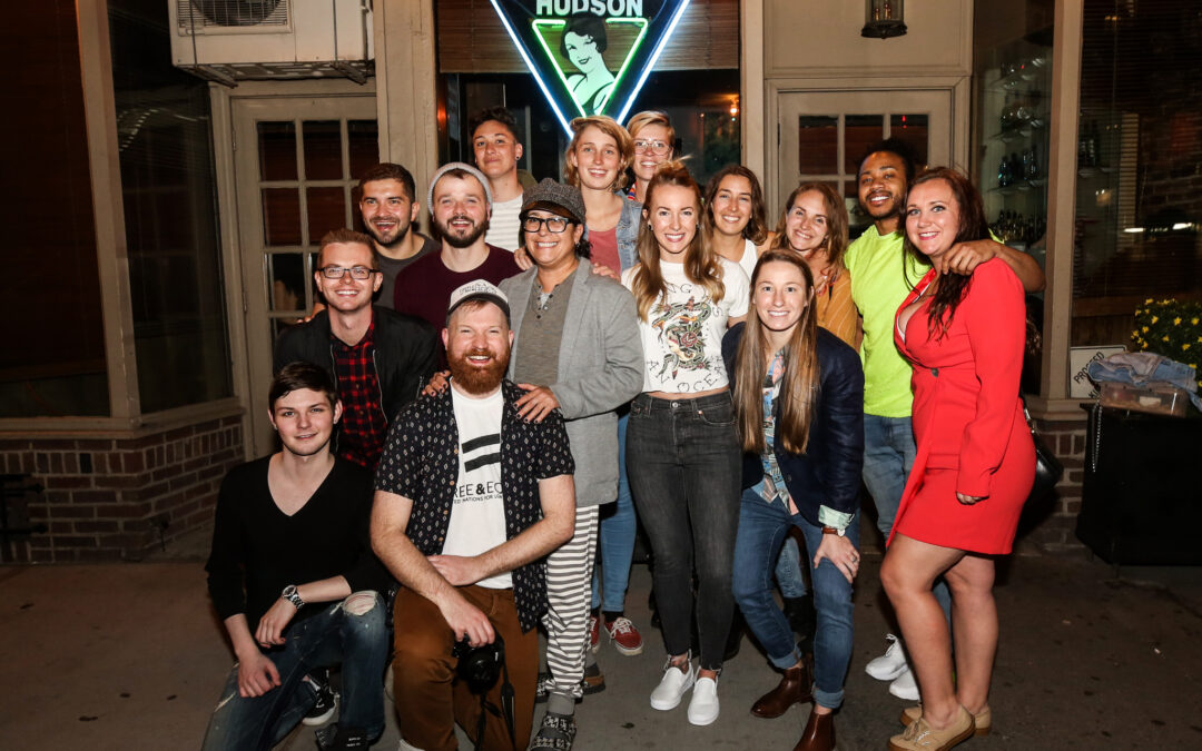 50 Photos of our NYC Travel Influencers Meetup