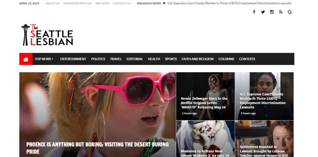 lesbian-website