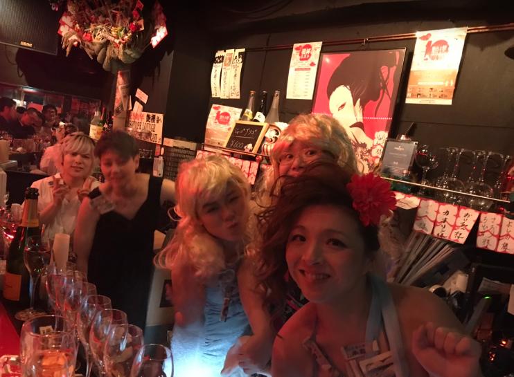 Japan-lesbian-bar-Shinjuku