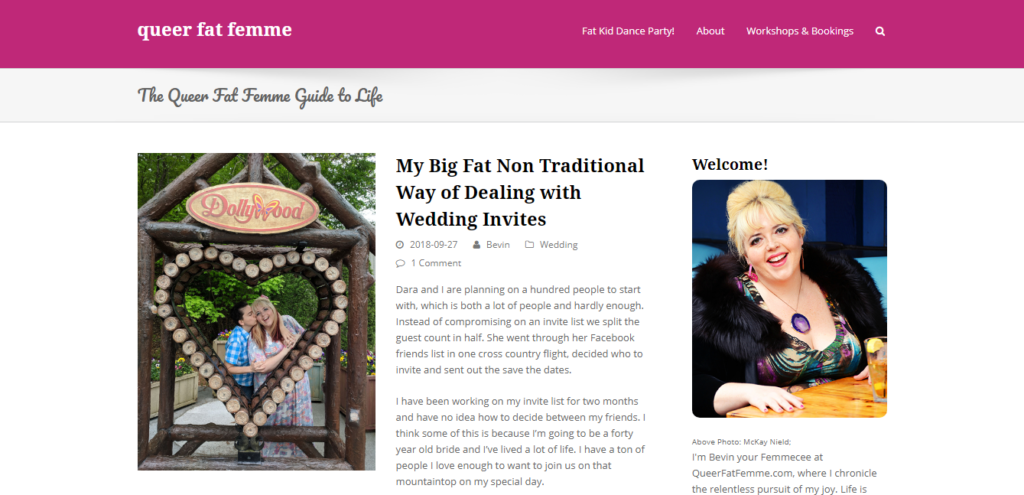 Queer-Fat-Femme-Lesbian-site