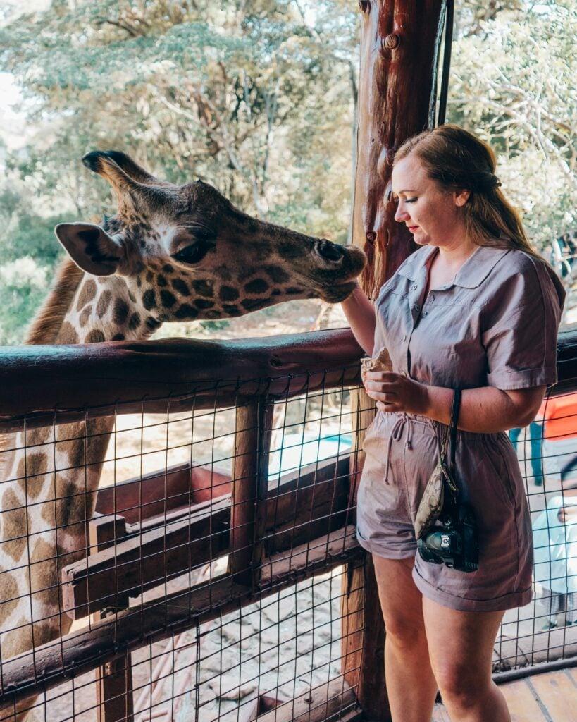 Giraffe-Center-Kenya