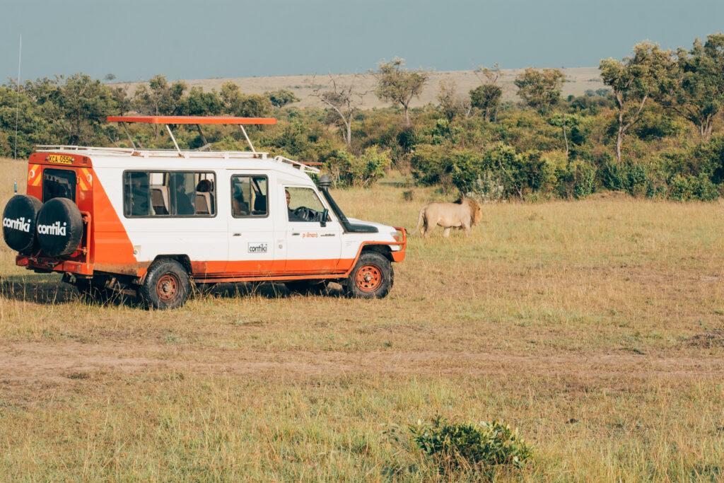 Contiki-East-Africa-Safari-Vehicle