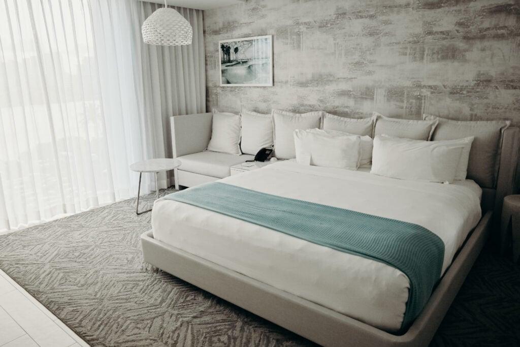 Condado hotel room