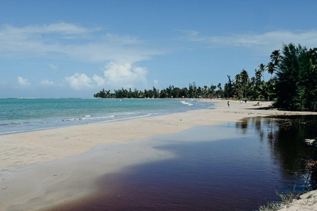 San Juan beaches